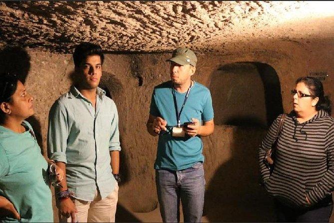 Private Cappadocia Tour with Kaymakli Underground City