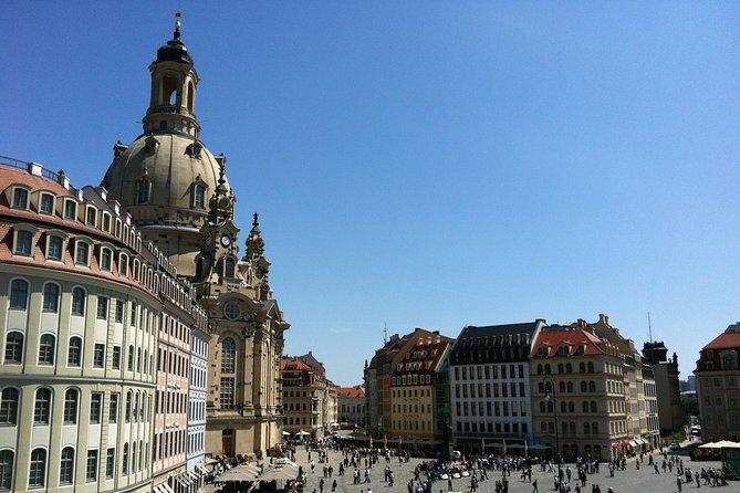 city walking tour Dresden