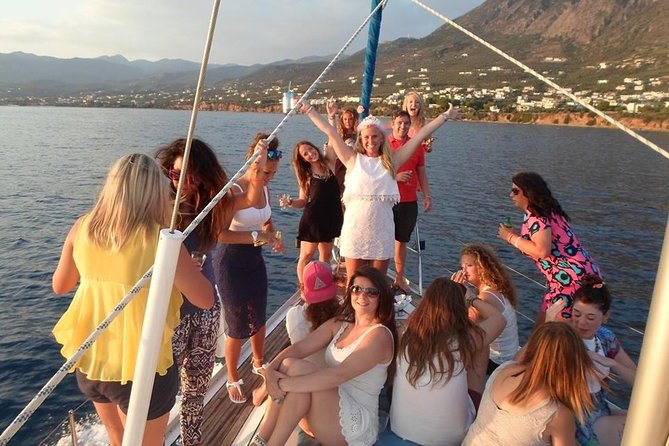 Private Sailing Parties and Events Cruise 4 or 8 Hours