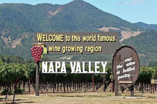 VIP Napa and Sonoma Private Wine Tour