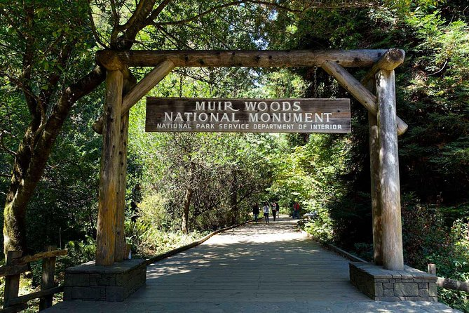 Muir Woods, Sausalito and San Francisco City Combo SUV Private Tour
