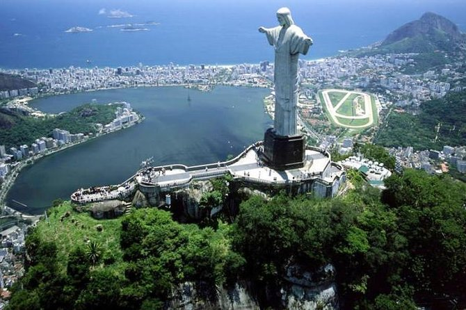 Private Tour: Christ the Redemeer, Corcovado Mountain with Beaches