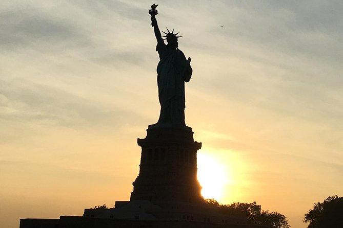 Privat New York City Sunset Boat Tour
