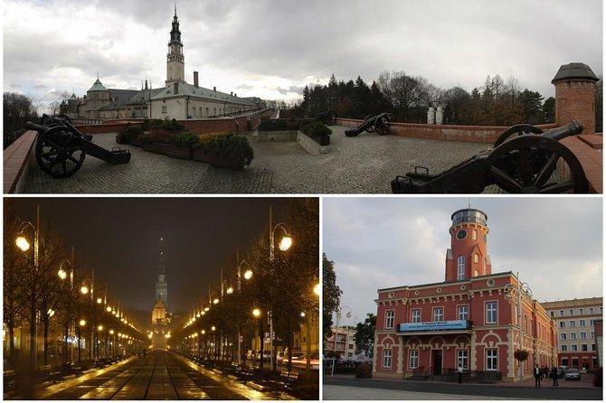 Black Madonna Czestochowa Poland
