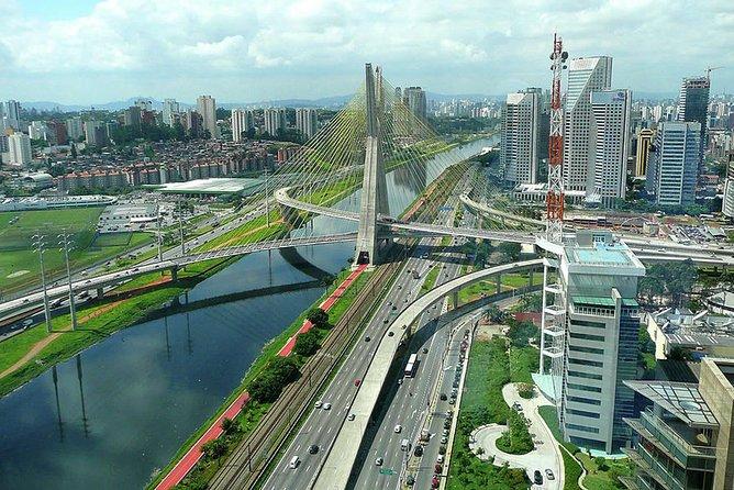 Santos Shore Excursion: Sao Paulo Full Day City Tour