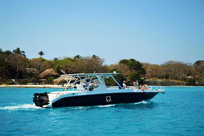 Private Rosario Islands and Baru Day Trip on a 28ft Boat Image