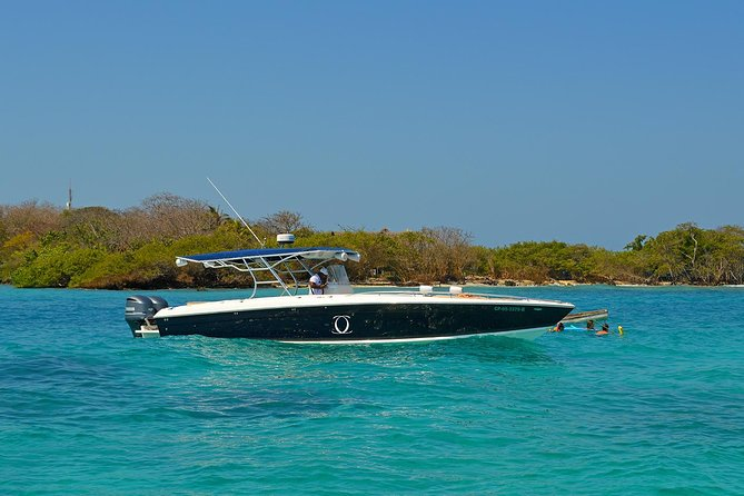 Private Speed Boat to Rosario Islands & Barú