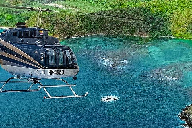 Helicopter Tour Cartagena - Ciudad Perdida(Lost City)