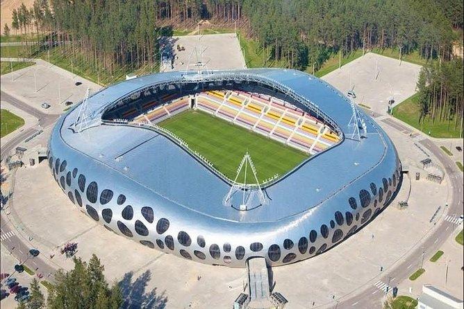 Round Trip Transfer to Borisov Arena Stadium by Minibus