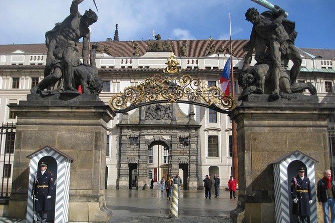 Private Tour Through Prague Castle