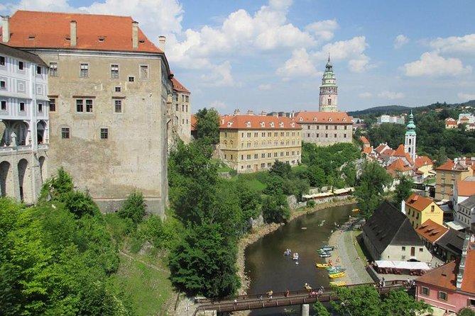 Private Tour to Cesky Krumlov - a Day Trip from Prague