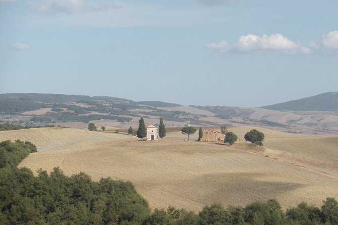 Valdorcia half day Tour: Pienza and Montepulciano