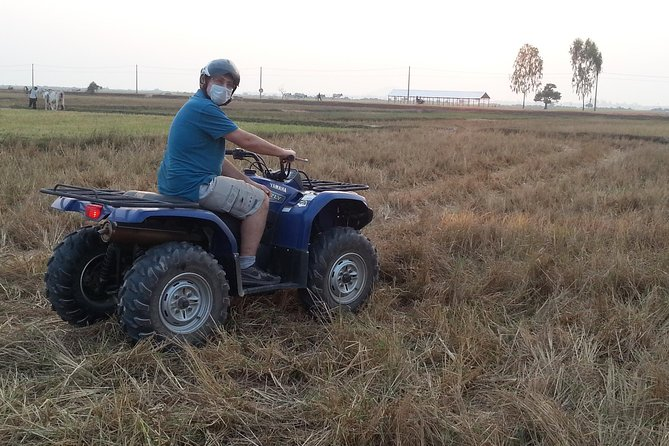 Private Siem Reap Quad Bike Adventure