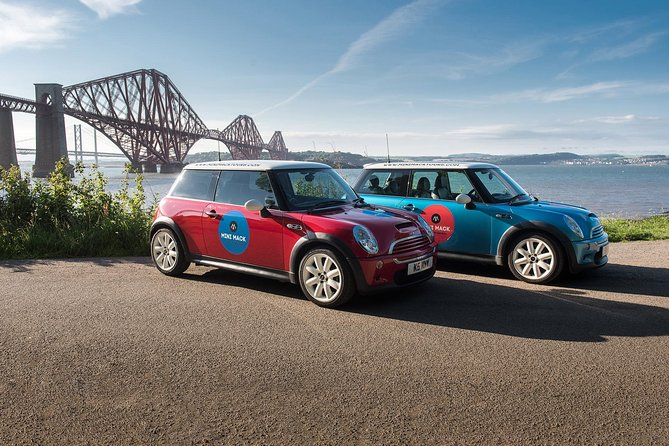 Private Half-Day Tour of Edinburgh in a Mini