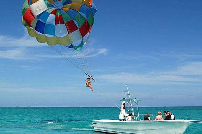 Punta Cana and Bávaro Beach Parasailing Adventure Tour