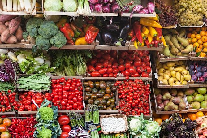 Local Market Visit and Private Cooking Class in Genoa