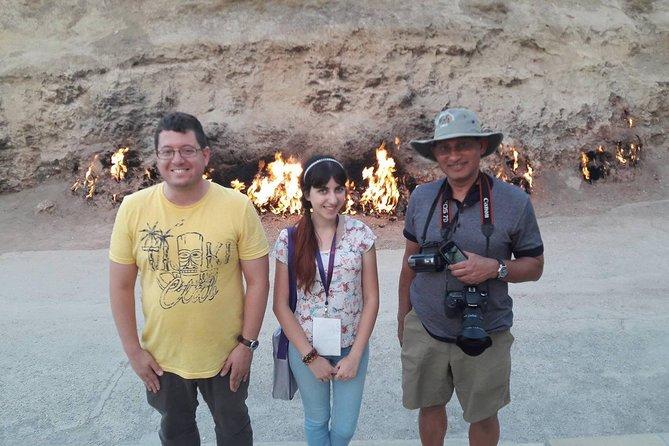 Mystic Ateshgah and Yanar Dag Tour
