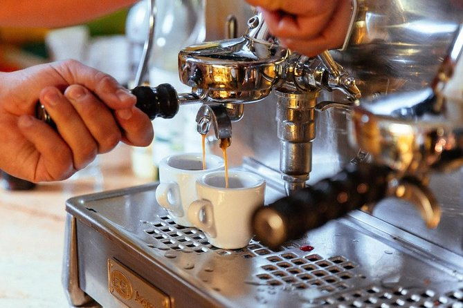 Private Barista Workshop: The Art of Italian Coffee