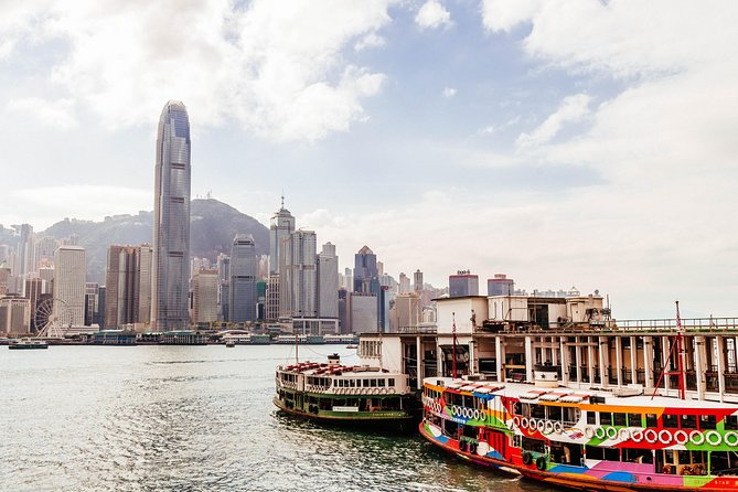 Lonely Planet Experience: Lantau Island and the Great Buddha Adventure Tour