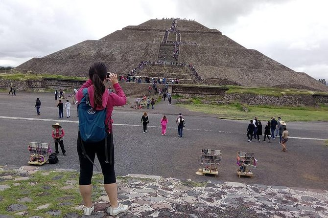 Teotihuacán Full Day Tour from Mexico City