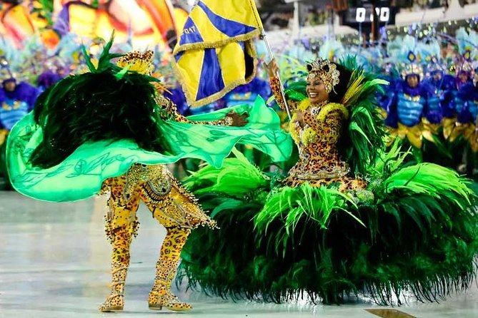 Rio Heritage of humanity : Samba and resistance