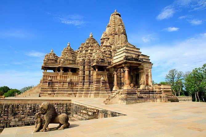 Full Day City Tour of Khajuraho visit Kamasutra Temples and Handicrafts