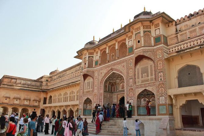 5-Star Hotel Package: 2-Day Golden Triangle Tour from Delhi to Jaipur and Agra photo 1