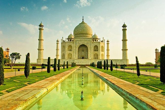 Day Trip to Jaipur, Agra and The Taj Mahal at Sunset from Delhi