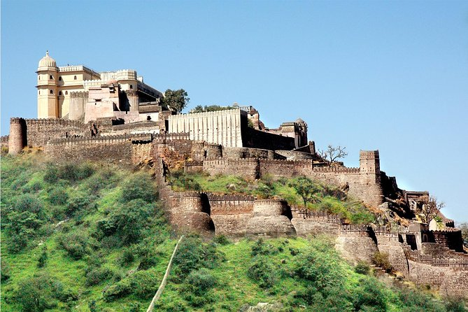 Day Trip to The Kumbhalgarh Fort from Udaipur
