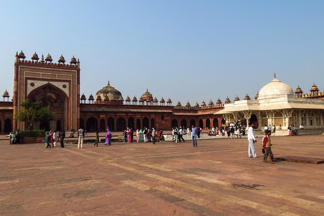 Half-Day Fatehpur Sikri Tour from Agra