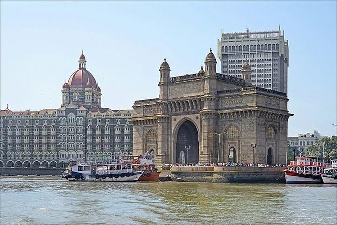 Private Full-Day City Tour of Mumbai