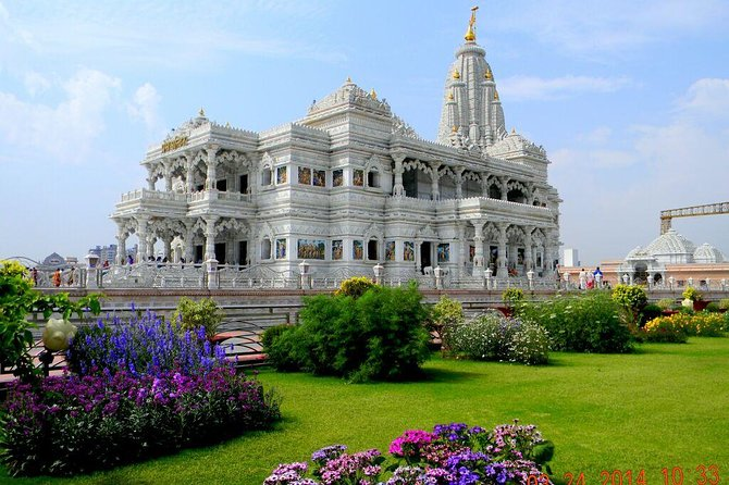 Private Day Trip to Mathura and Vrindavan from Agra