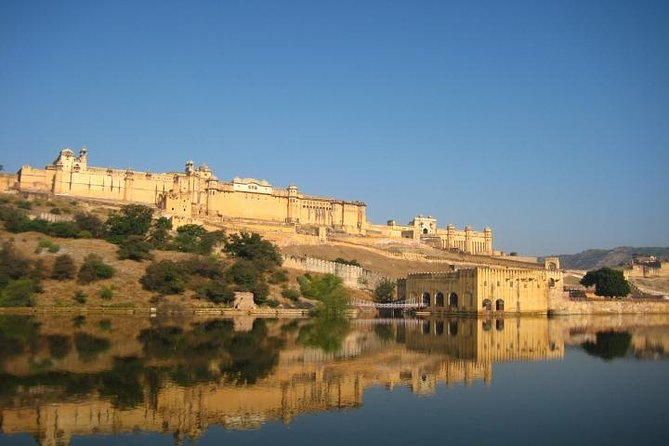 Full-Day Jaipur City Tour with Amber Fort and City Palace