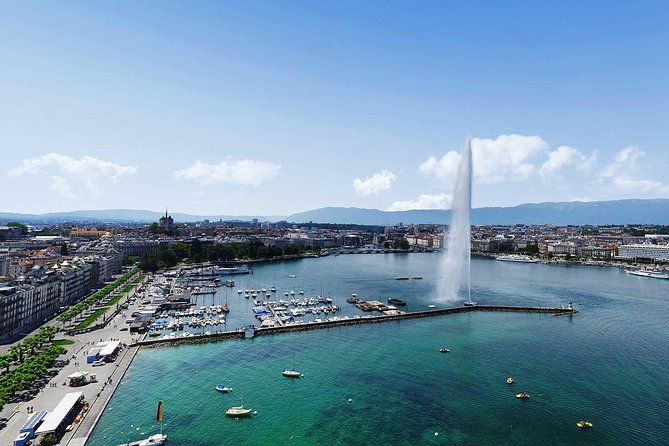 Best of Geneva City tour with Panoramic Bus