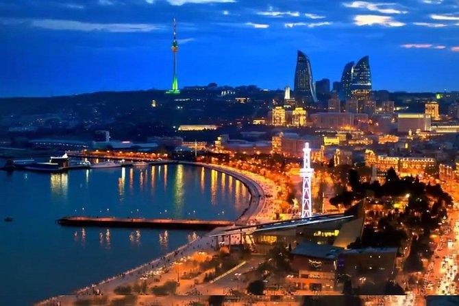 Private Baku Night Tour