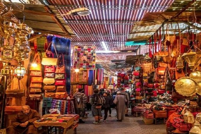 Marrakech shopping Private Half Day Tour
