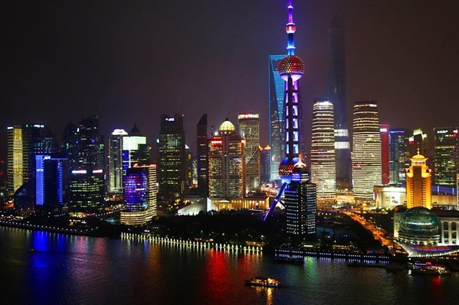 Private Shanghai Night Tour : Shanghai Tower Observation Deck and Amazing Lights