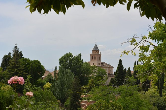 City of Alhambra Guided Tour