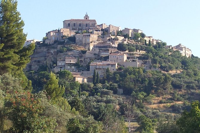 Luberon, Roussillon & Gordes Half-Day Tour from Avignon