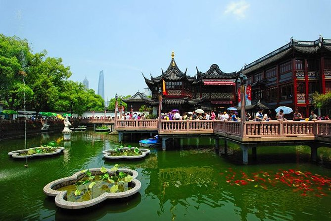 Private Amazing Shanghai City Day Tour in Your Way