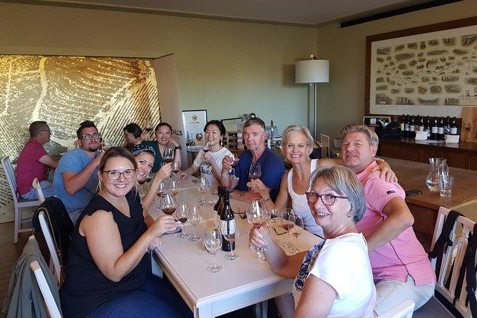 Visita de medio día a la ciudad de Oporto para grupos pequeños con cata de vinos