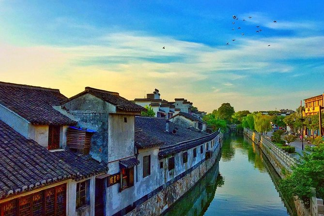 Nanxun Water Village and Antique Art Museum Discovery Tour from Shanghai