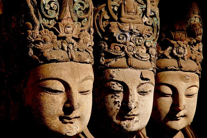 280 USD Per Group Dazu Rock Carvings+Ciqikou Old Town Private Tour