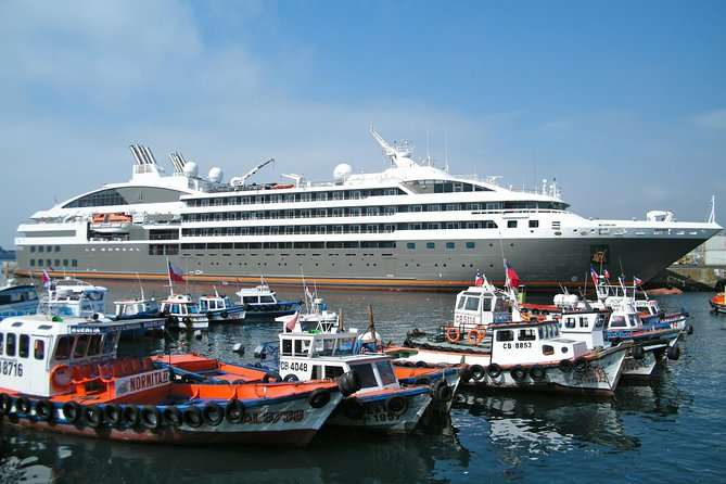 Pre or Post Valparaiso Cruise with Santiago City Tour and optional Vineyard