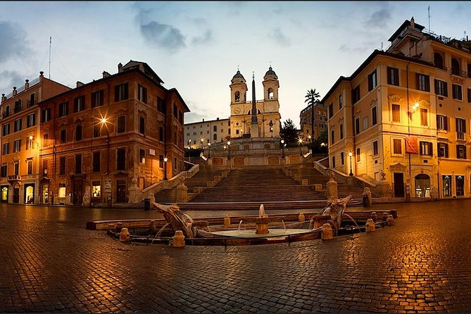 Piazzas of Rome Small-Group Sunset Tour