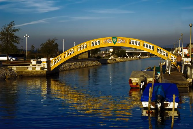Aveiro and Costa Nova small-group half-day tour from Porto with river cruise photo 15