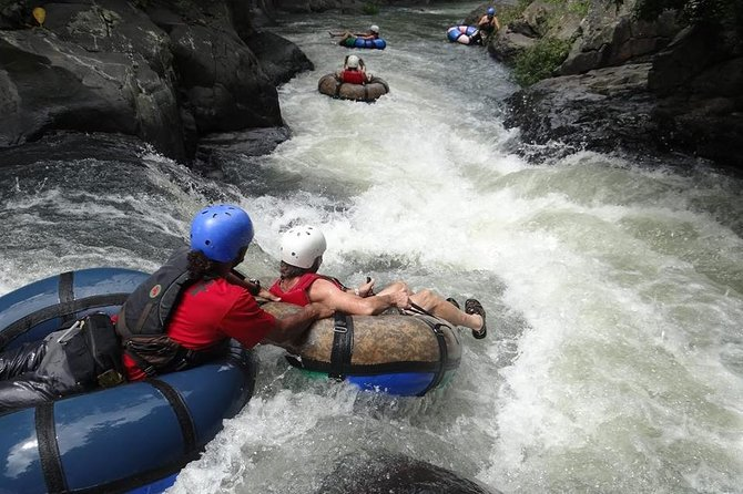 Full-Day Canyon Adventure Tour From Tamarindo Beach
