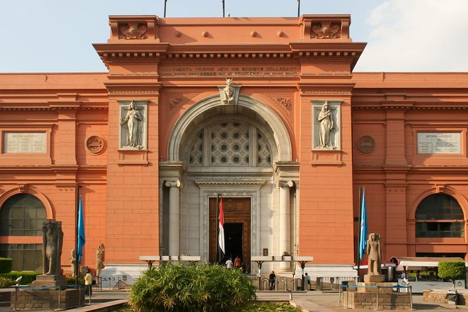 Half day guided trip to Egyptian Museum
