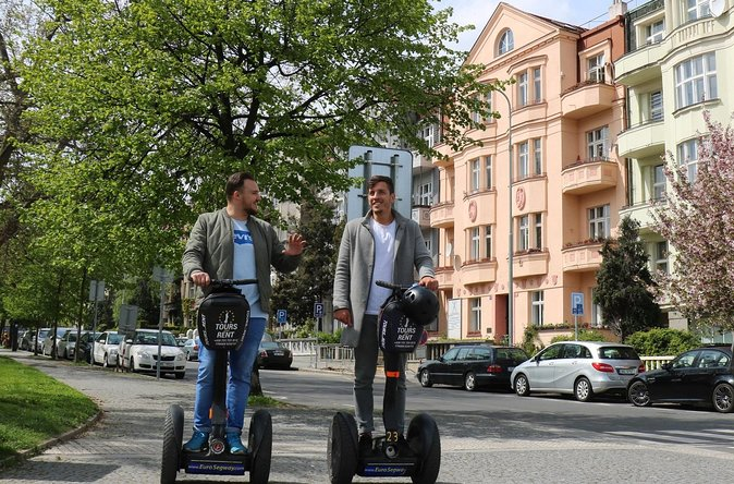 Segway Tour of Prague - Private 3-hour Grand Segway Tour photo 3