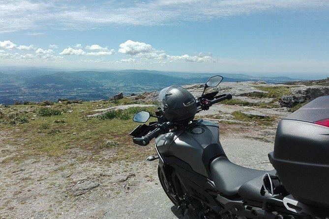 Motorcycle Tour to Barcelos Gerês and Ponte de Lima from Porto
